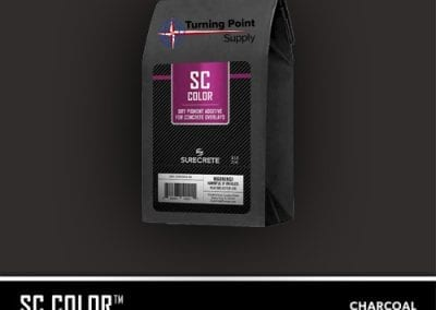 Color Pack for Concrete Overlay Mixes, Charcoal - 35103004-06