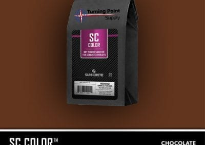 Color Pack for Concrete Overlay Mixes, Chocolate - 35103004-07