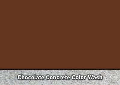 Chocolate – Concrete Accenting Colorant (3lb) Eco-Accent SKU: 35103003-07 | UPC: 842467106617