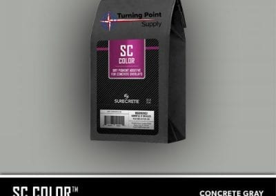 Color Pack for Concrete Overlay Mixes, Concrete Gray - 35103004-08