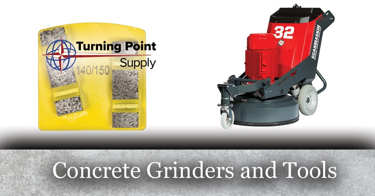 Concrete Grinders and Polishers