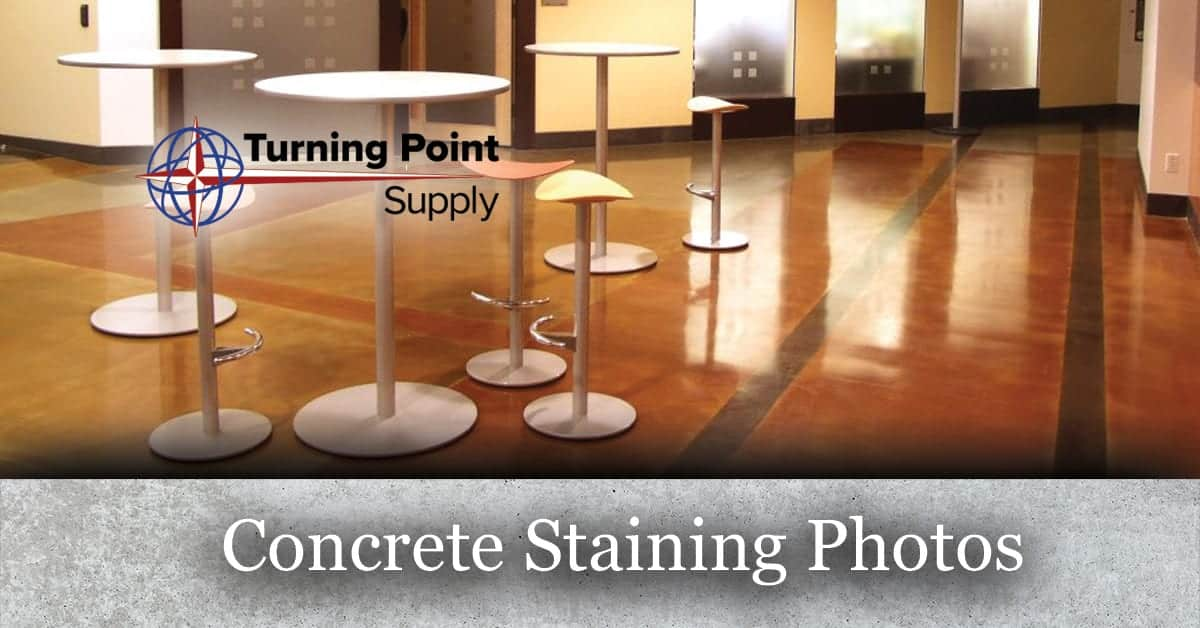 Concrete Stain Products
