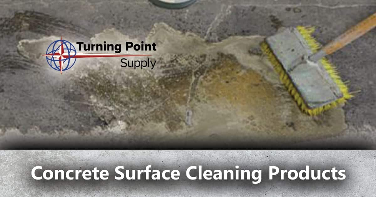 Concrete Surface Cleaning Products