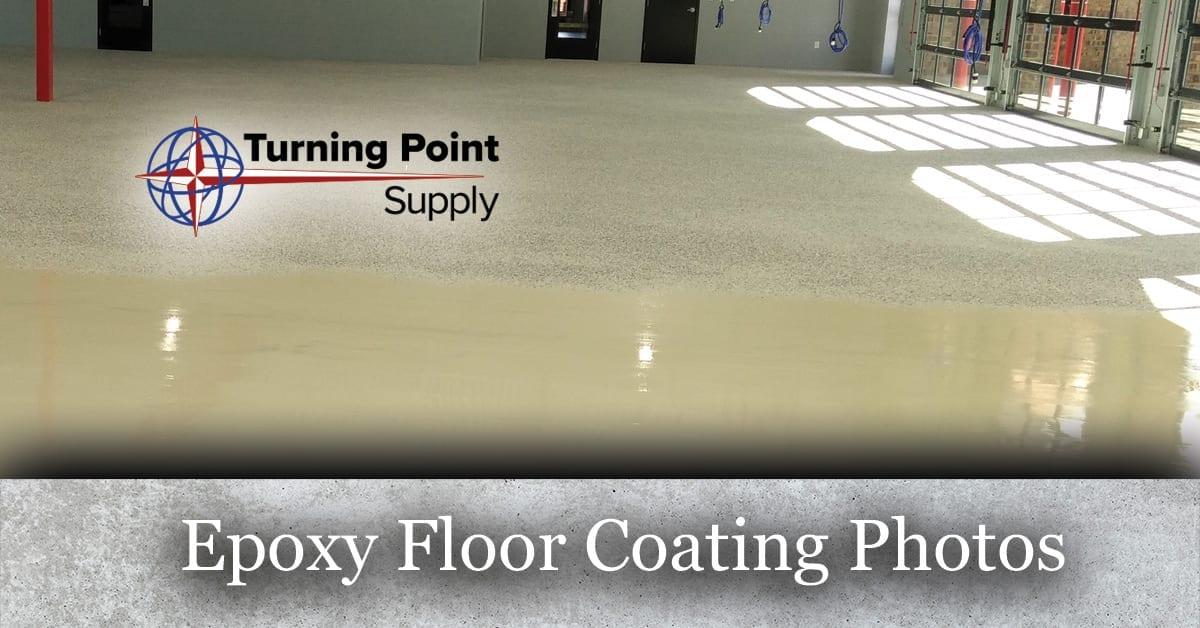 Epoxy Floor Products