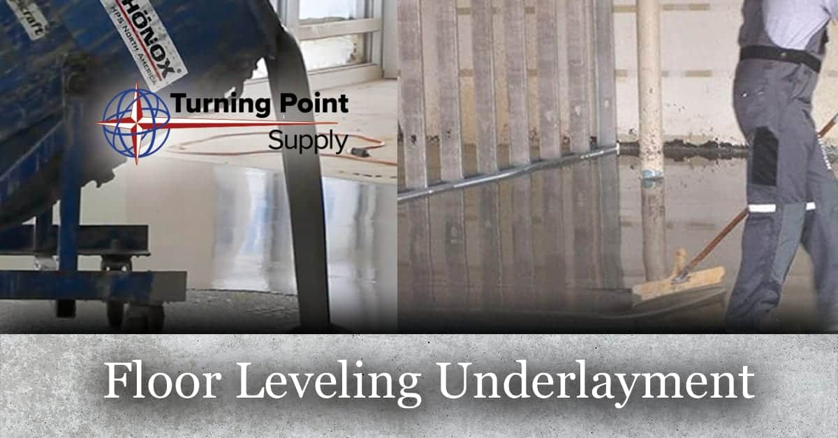 Floor Leveling Underlayment Products