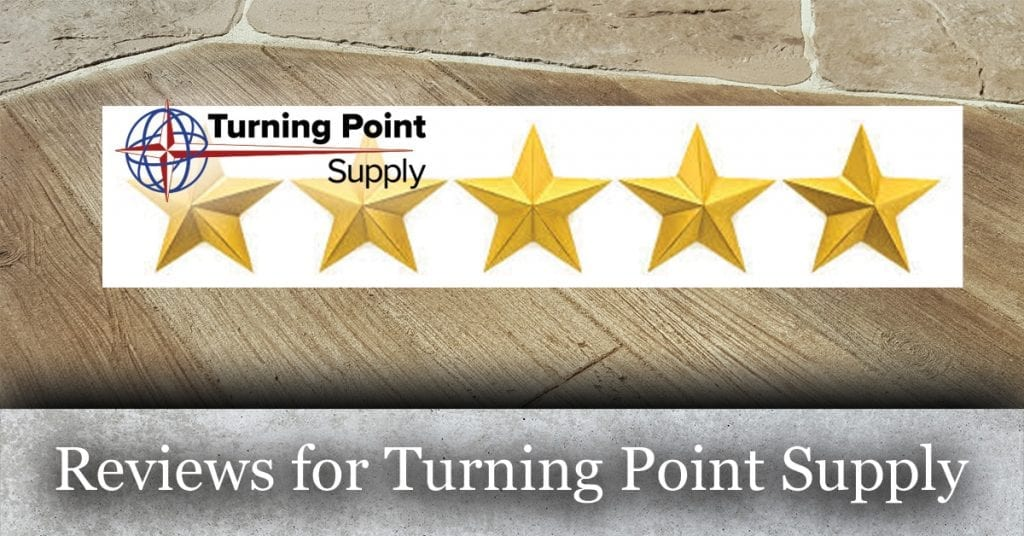 Reviews for Turning Point Supply