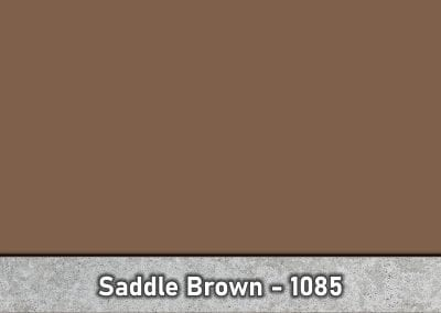 Saddle Brown 1085 Concrete Color Hardener by Brickform