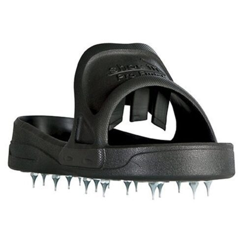 "Shoe-In® 3/4"" Spiked Shoes for Resinous Coatings - Small Part # 46170"
