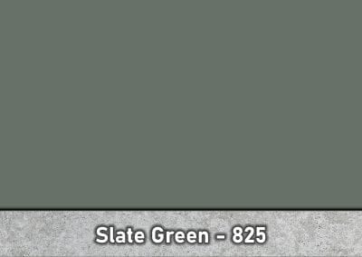 Slate Green 825 Concrete Color Hardener by Brickform available at Turning Point Supply Charlotte and Raleigh North Carolina locations.