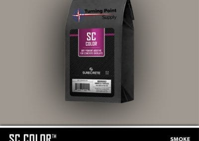 Color Pack for Concrete Overlay Mixes, Smoke - 35103004-25