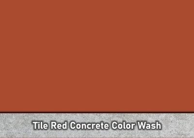 Tile Red – Concrete Accenting Colorant (3lb) Eco-Accent SKU: 35103003-30 | UPC: 842467106686
