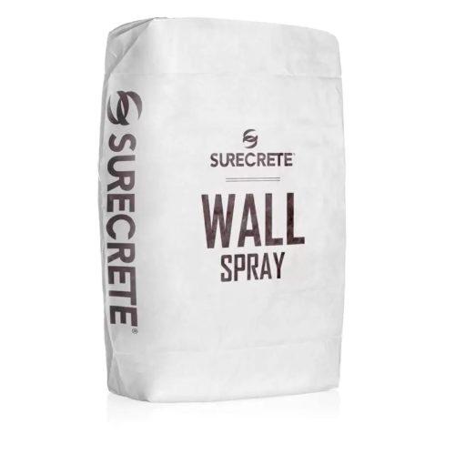 WallSpray | Vertical Thin Concrete Overlay Bag Mix