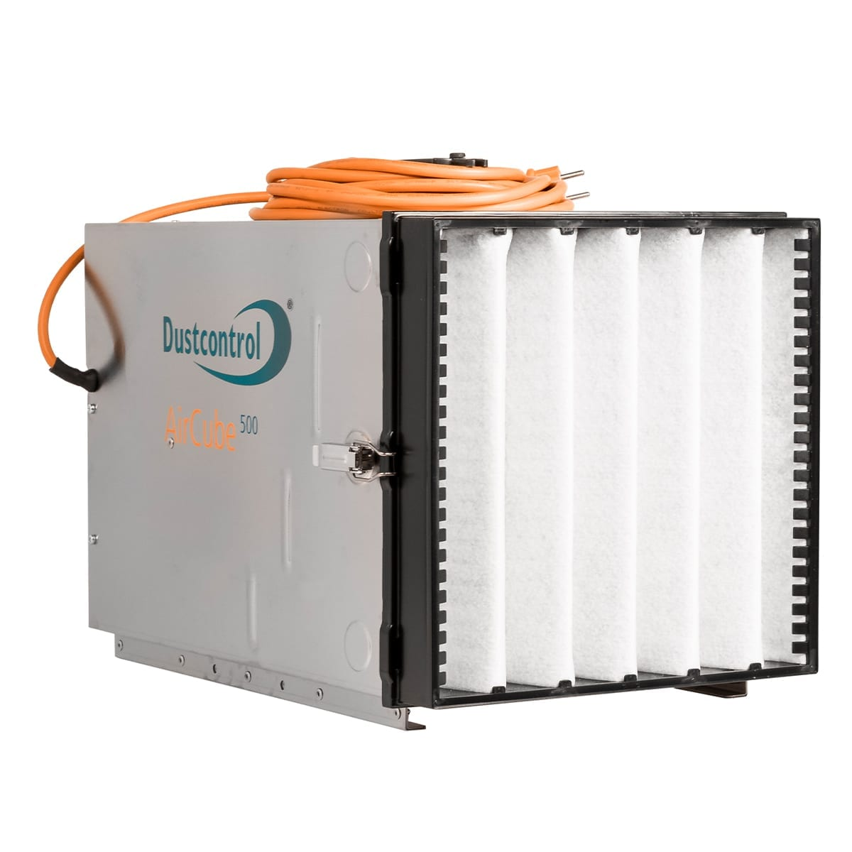 Small Room Air Cleaner  DC AirCube 500 With HEPA Filter