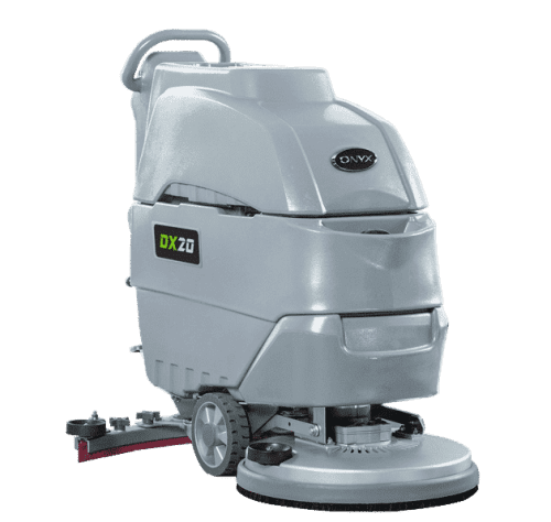 "3.5 HP Battery 20"" Floor Cleaner - Scrubber"