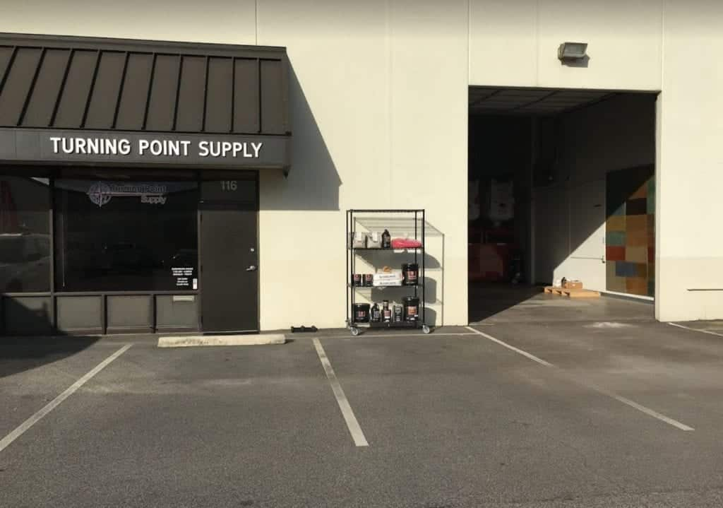 Turning Point Supply Raleigh North Carolina