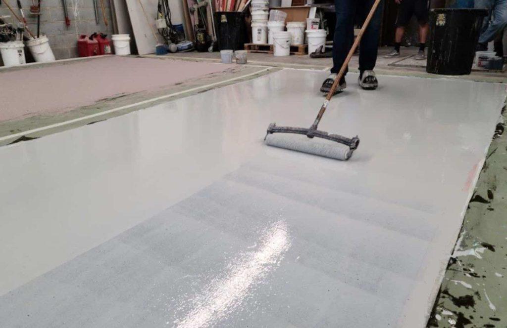 concrete paint products