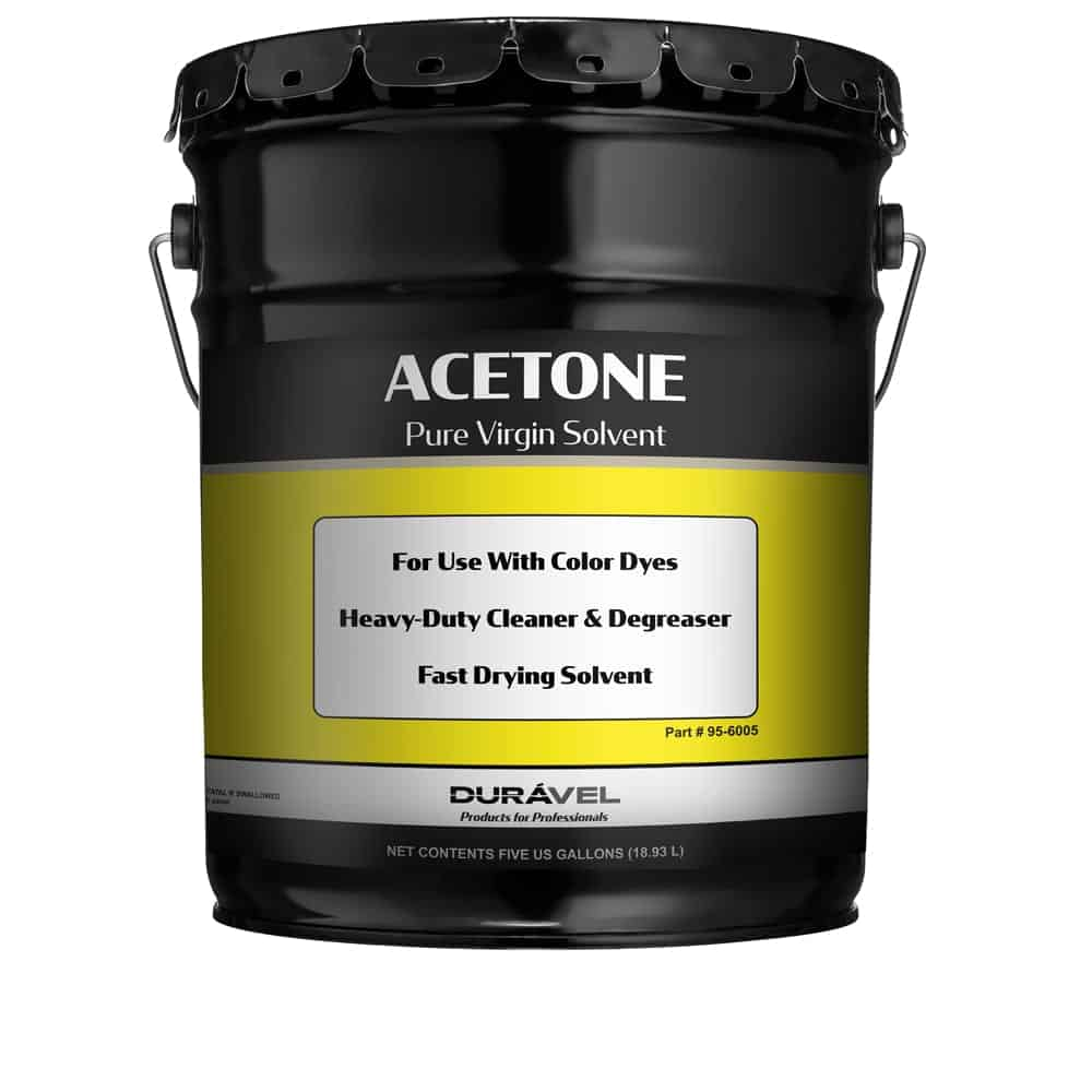 Professional Grade Acetone 5 Gallons Pure Virgin Solvent 95-6005