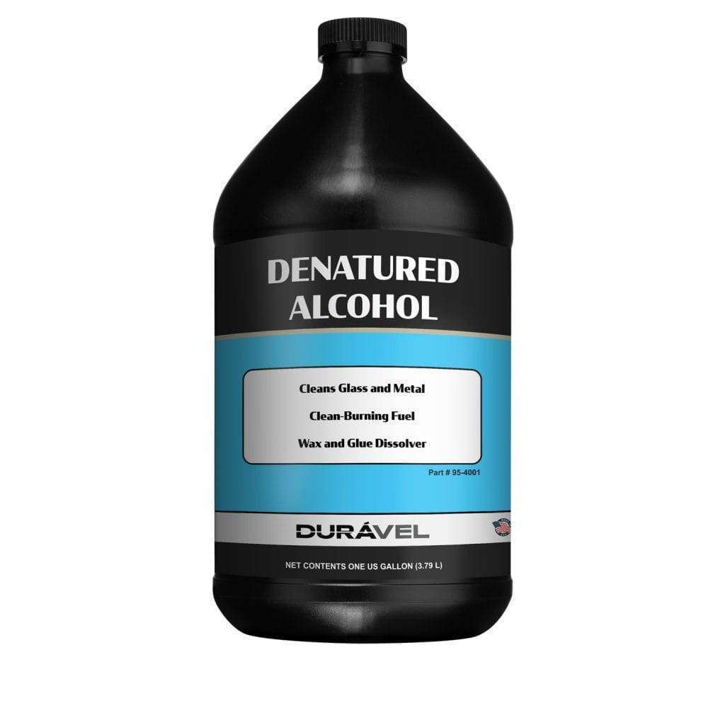 Denatured Alcohol 1 Gallon