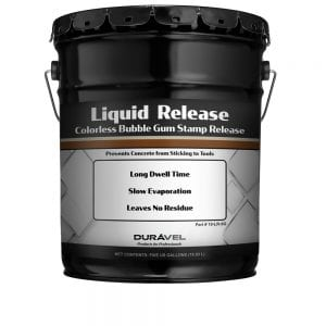 Concrete Liquid Release agent for Concrete Tools