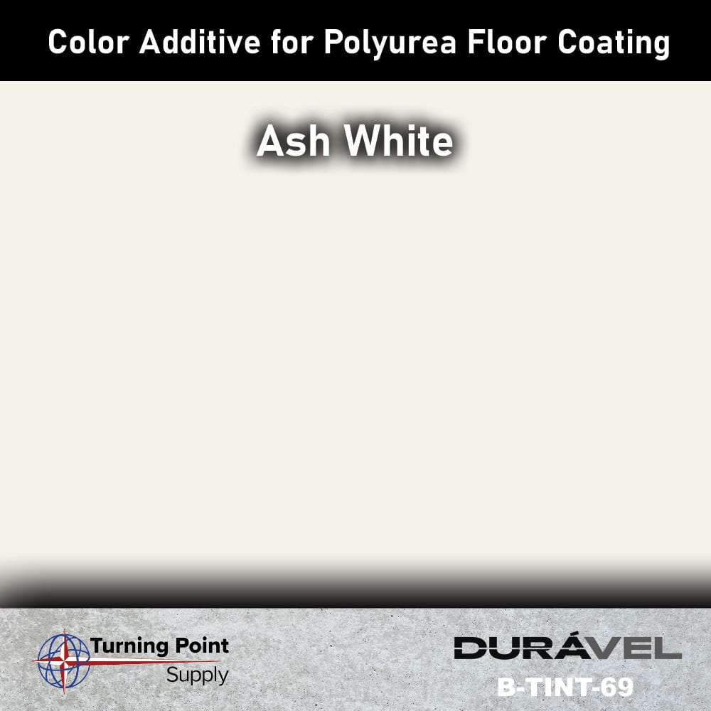 Ash White Color Additive for Polyurea Floor Coating Base-IC by D