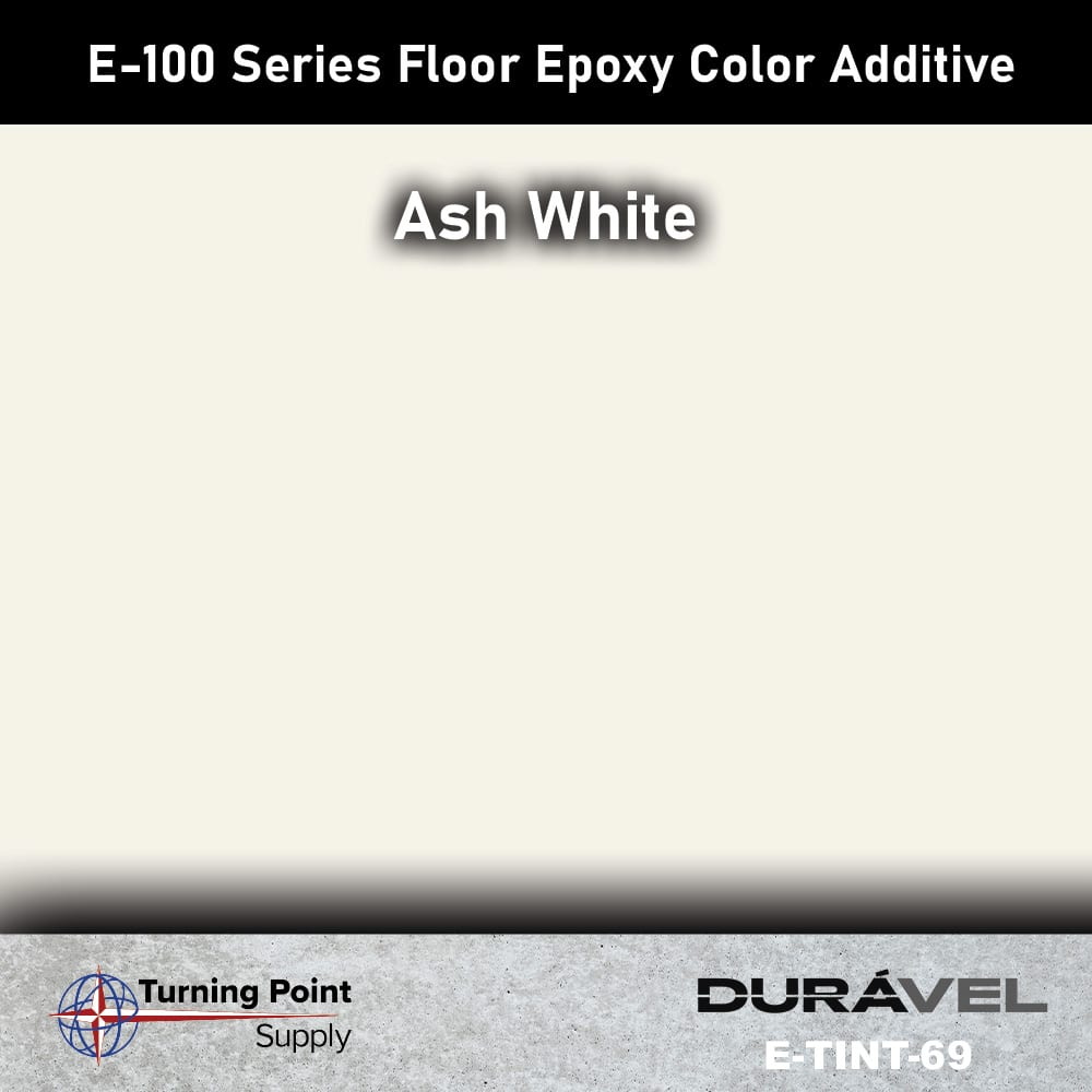 Ash White Floor Epoxy Color Additive Offered by Turning Point Su