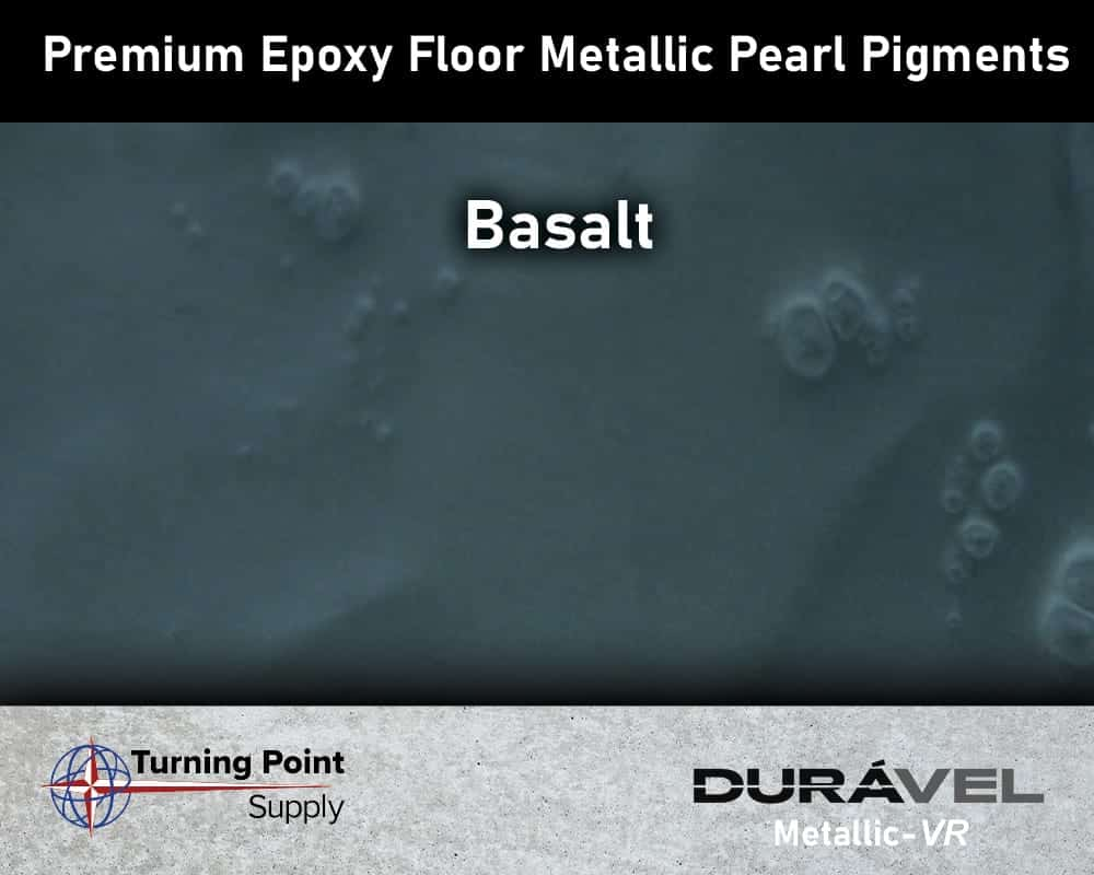 Basalt Exclusive Epoxy Floor Metallic Mica Colors - Premium Pear Pigments 20 Options