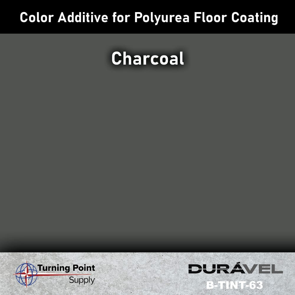 Charcoal Color Additive for Polyurea Floor Coating Base-IC by Du