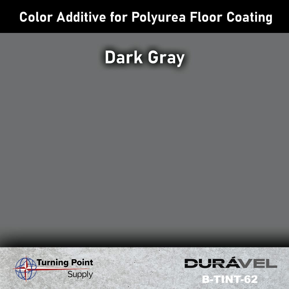 Dark Gray Color Additive for Polyurea Floor Coating Base-IC by D