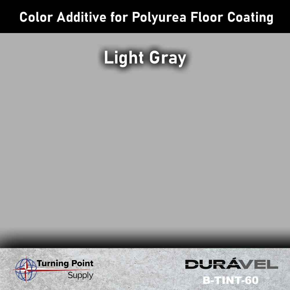 Light Gray Color Additive for Polyurea Floor Coating Base-IC by