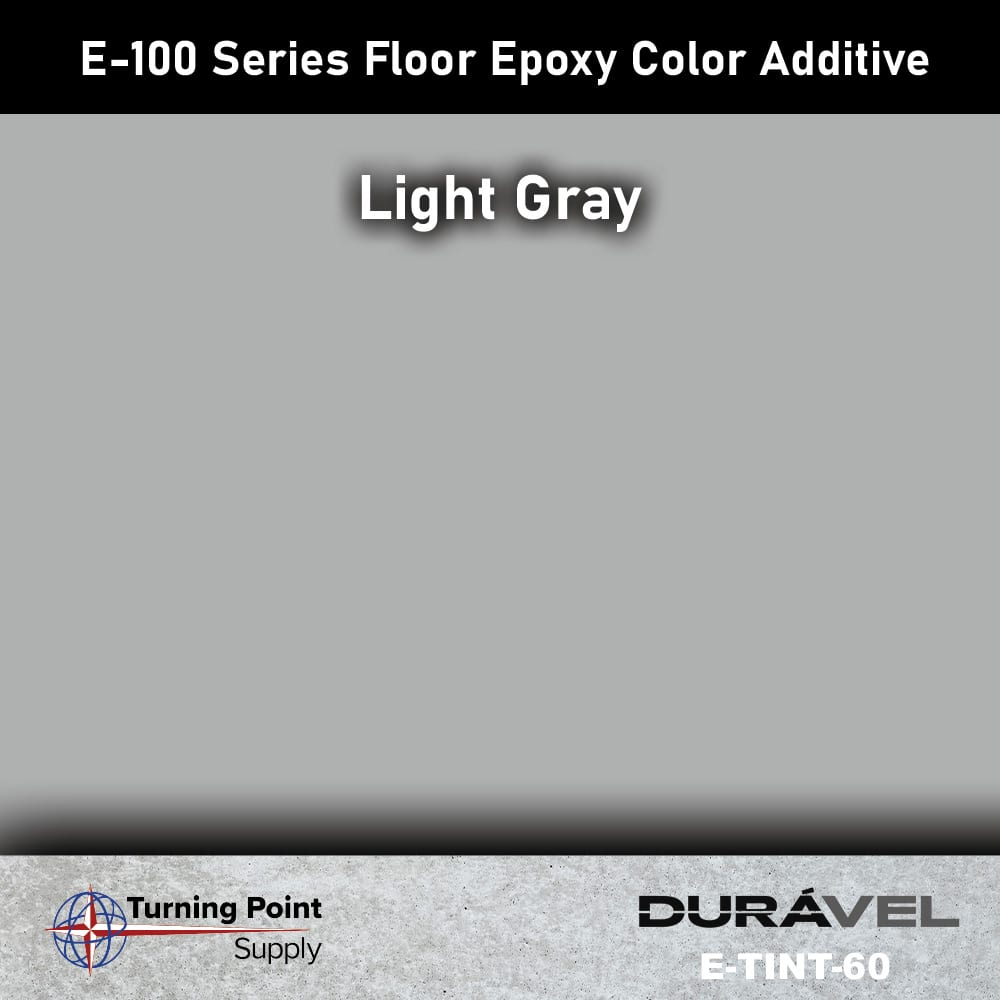 Light Gray Floor Epoxy Color Additive Offered by Turning Point S