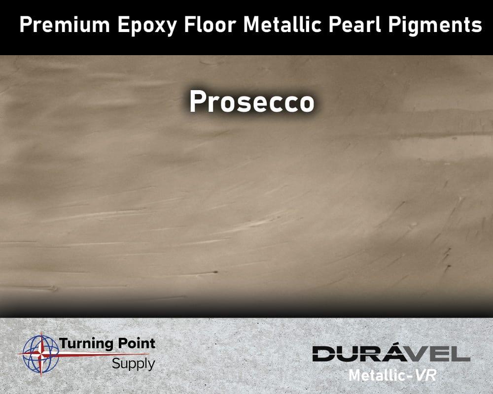 Prosecco Exclusive Epoxy Floor Metallic Mica Colors - Premium Pear Pigments 20 Options