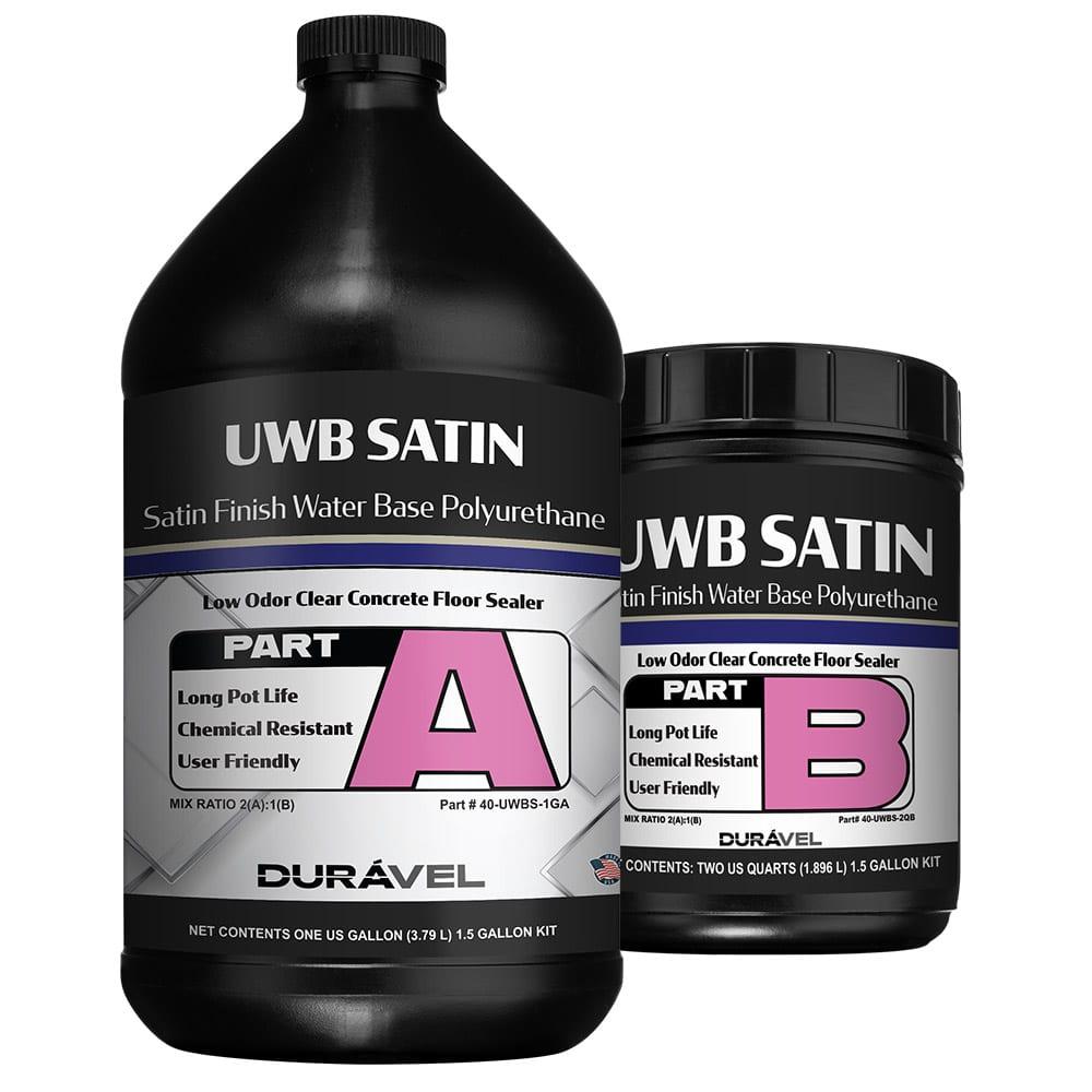 Turning Point Supply - Satin Finish Water Base Polyurethane UWB-