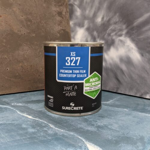 SureCrete XS-327 Concrete Countertop Sealer with Antimicrobial Additive