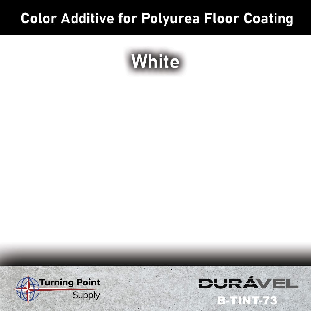 White Color Additive for Polyurea Floor Coating Base-IC by Durav