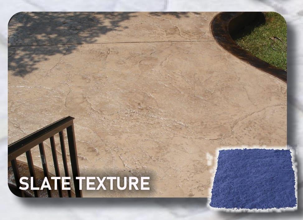 Slate Texture Stamp Skins