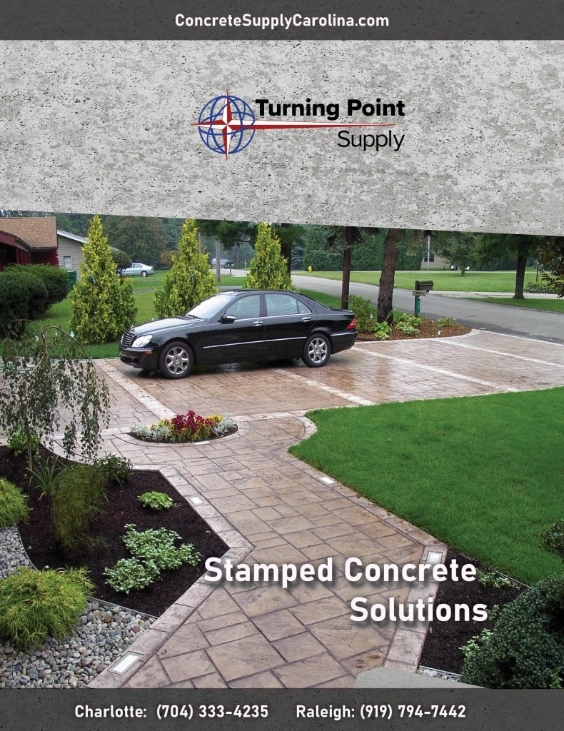 Stamped Concrete Solutions for Contractors Catalog