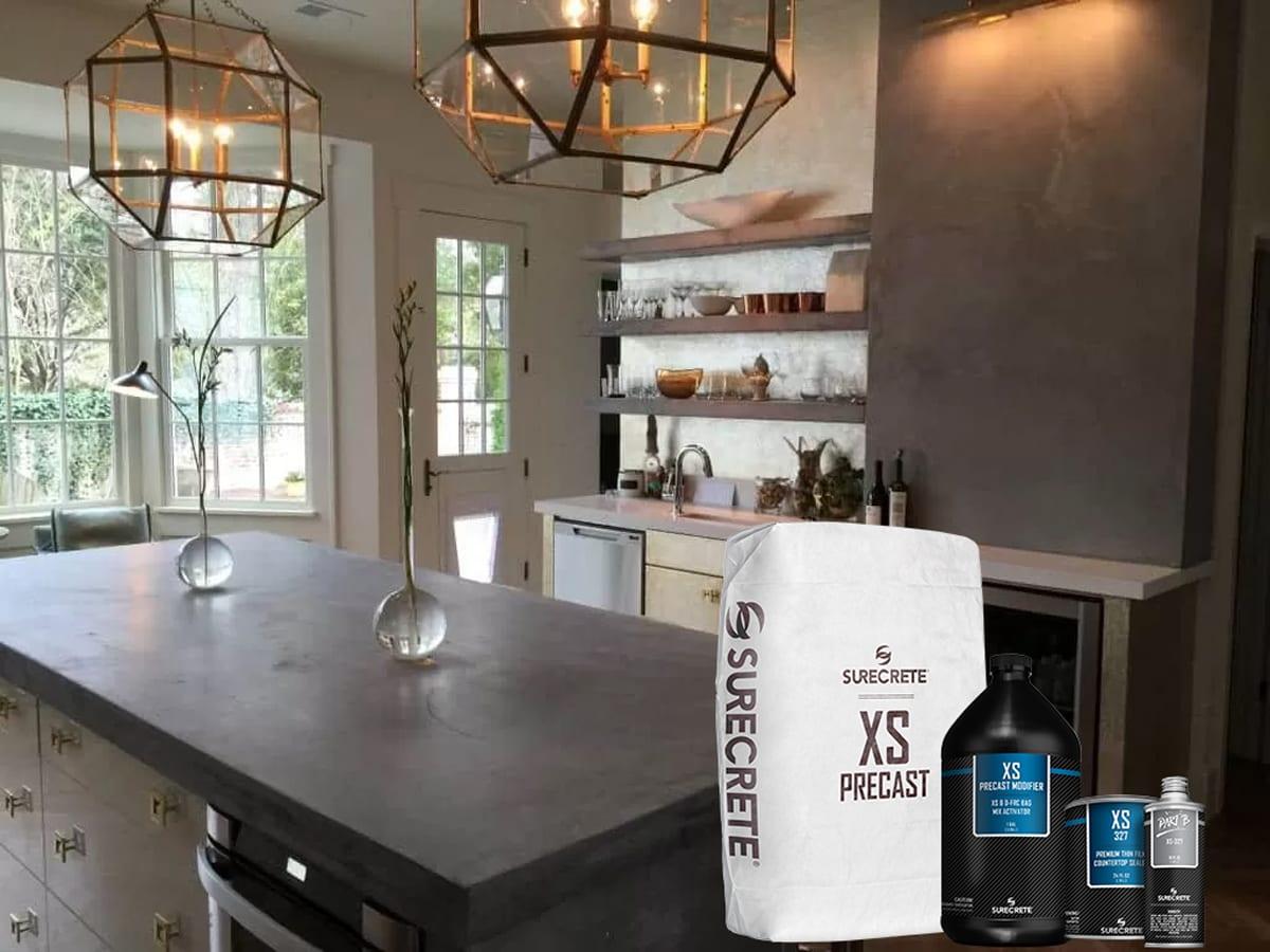 Concrete Countertop Casting Kit