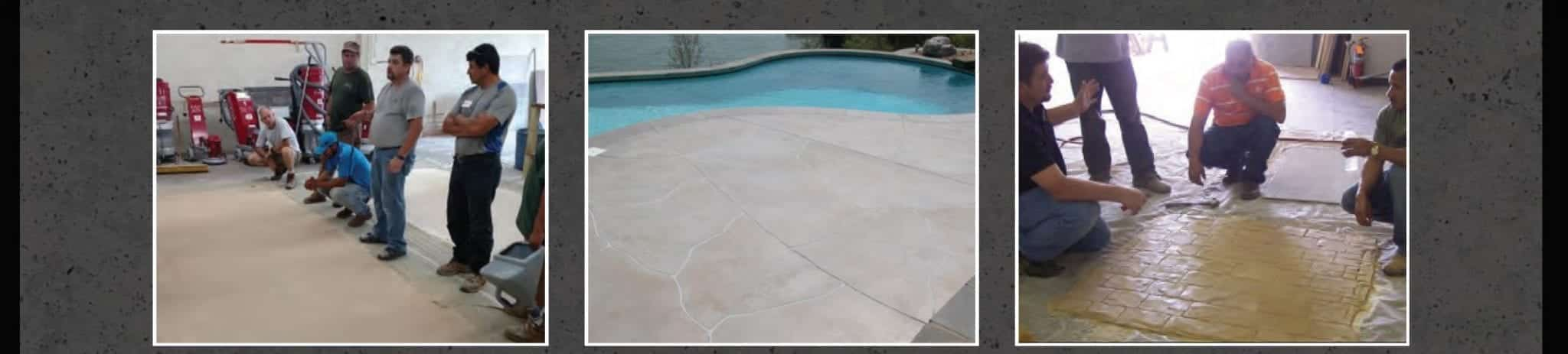 Hands On - Concrete overlay class may 5th and 6th 2021