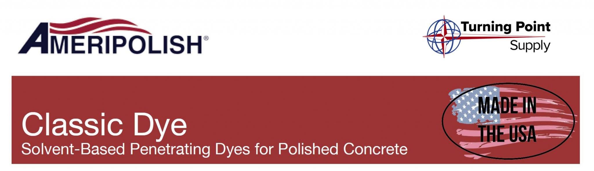 SureLock Concrete Dye by Ameripolish - TPS