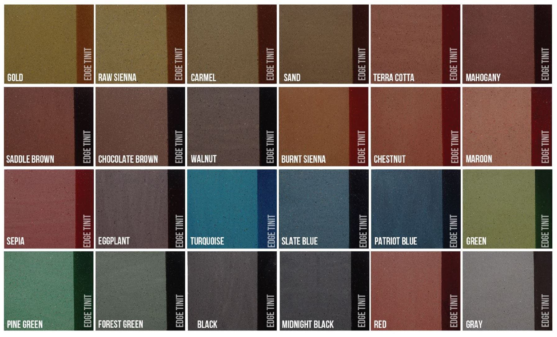 Classic Dye Standard Stocking Colors