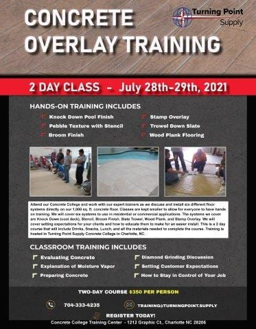 Download Overlay Class Flyer Here