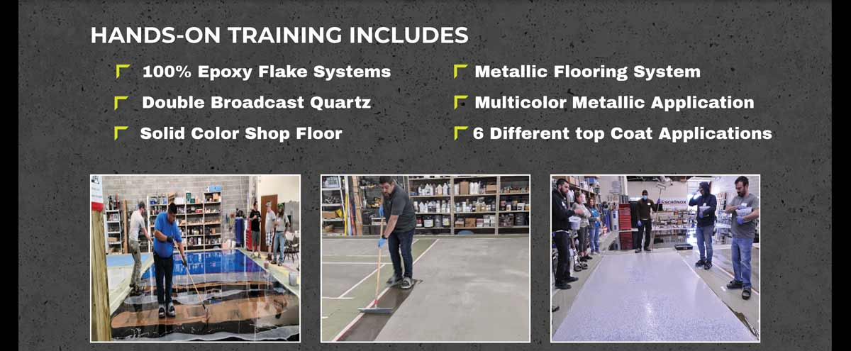 Overlay Training Includes